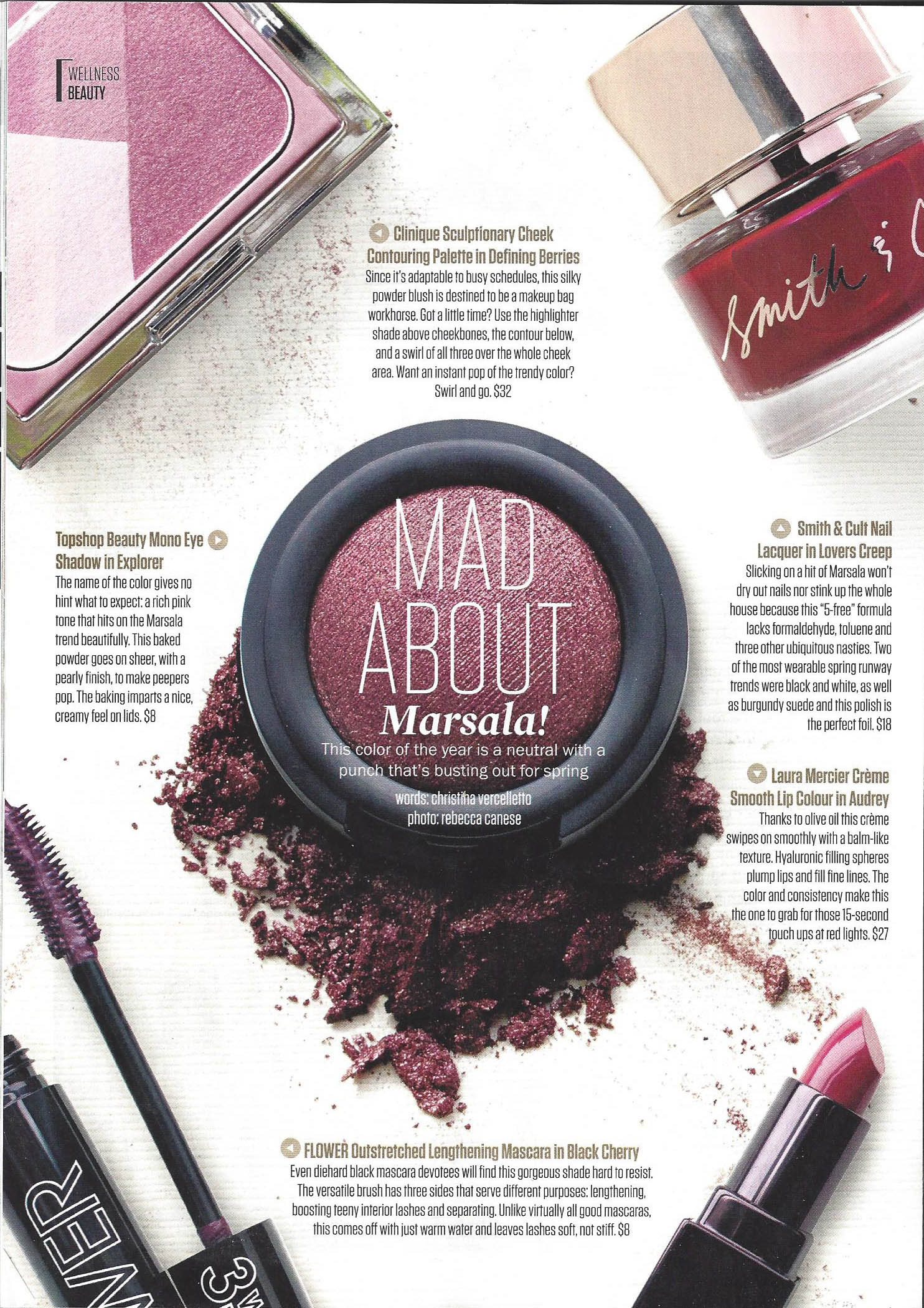 Beauty Christina Vercelletto City Color Chic Lip Liner Marsala Summerscents Lipstickday Madaboutmarsala4x3